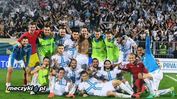 Rijeka zdobywa Puchar Chorwacji!