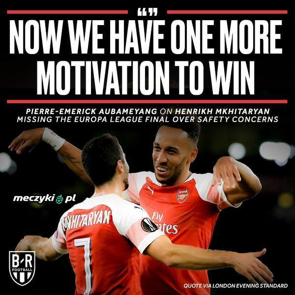 Dodatkowa motywacja piłkarzy Arsenalu