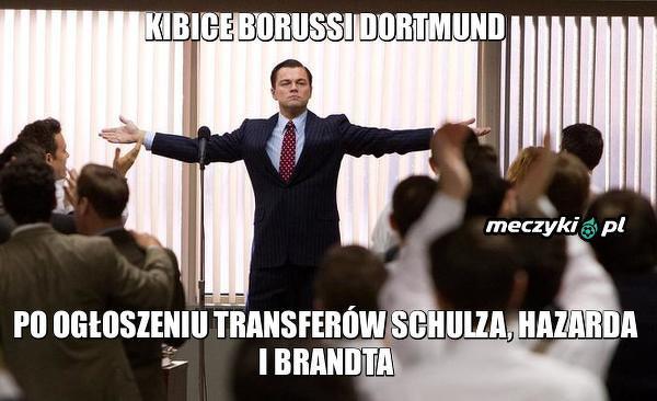 Kibice BVB w tym momencie