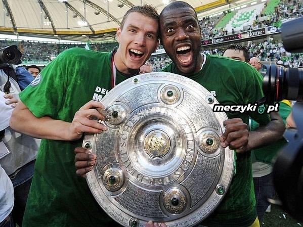 Dokładnie 10 lat temu Wolfsburg wygrał mistrzostwo Niemiec