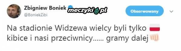 Boniek podsumował mecz Polski z Kolumbią