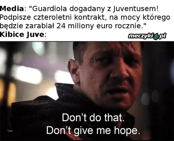 Nie róbcie nam nadziei