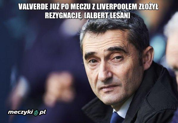 Los Valverde przesądzony?