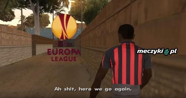 Milan znowu będzie miał szanse zagrać z takimi potęgami jak Dudelange