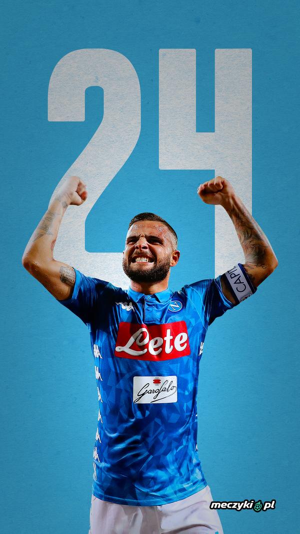 28 urodzony świętuje dziś Lorenzo Insigne. Wszystkiego najlepszego!