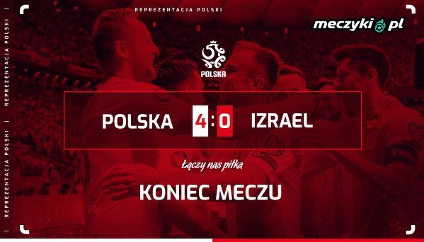 Polska wygrywa z Izraelem