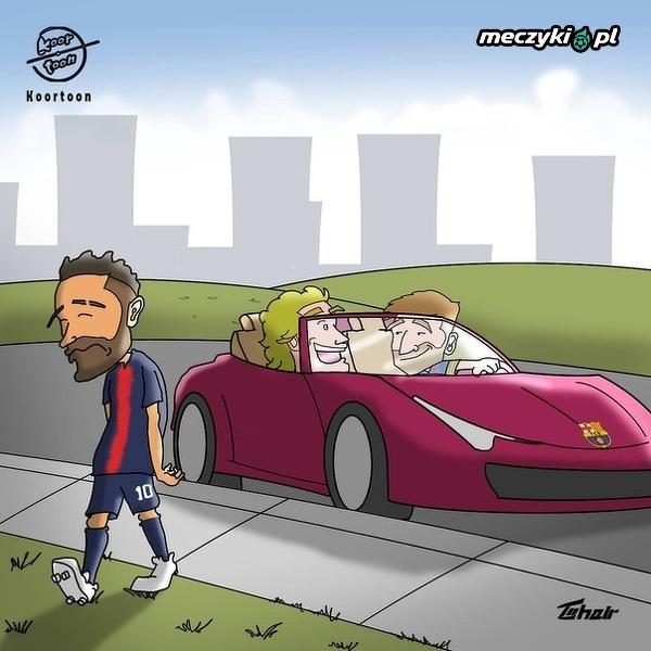 Griezmann coraz bliżej Barcelony