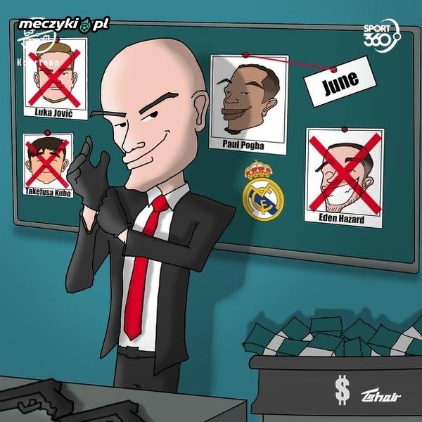 Paul Pogba - kolejny cel na liście Zidane'a