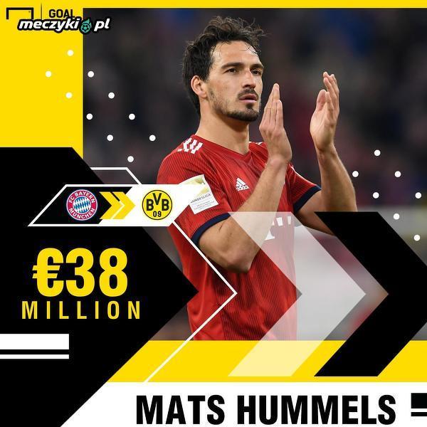Oficjalnie: Mats Hummels w BVB