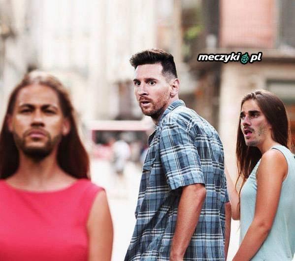 Messi w letnim okienku transferowym