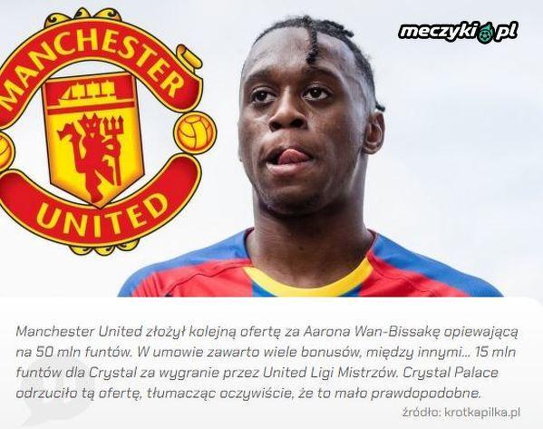 Crystal Palace zakpiło z United
