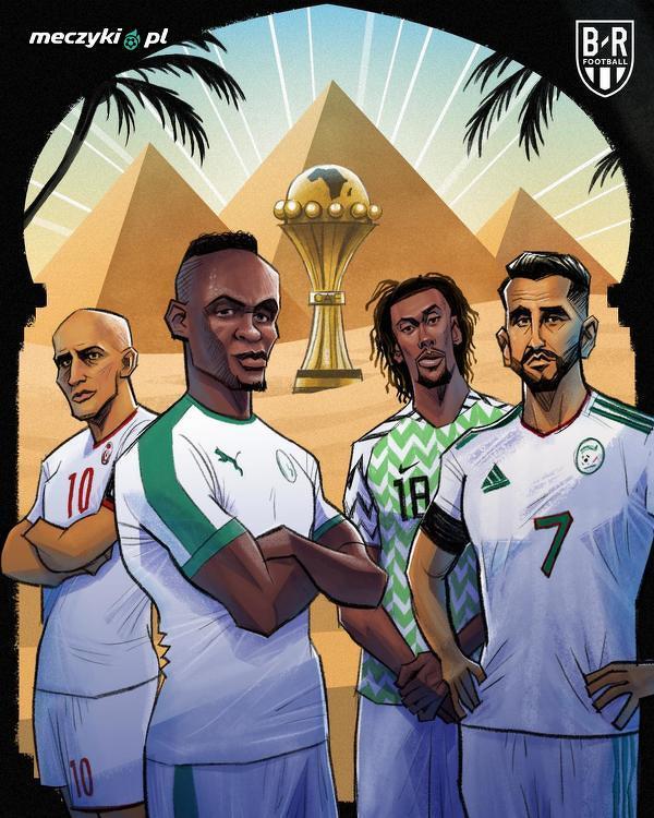 Półfinały Pucharu Narodów Afryki