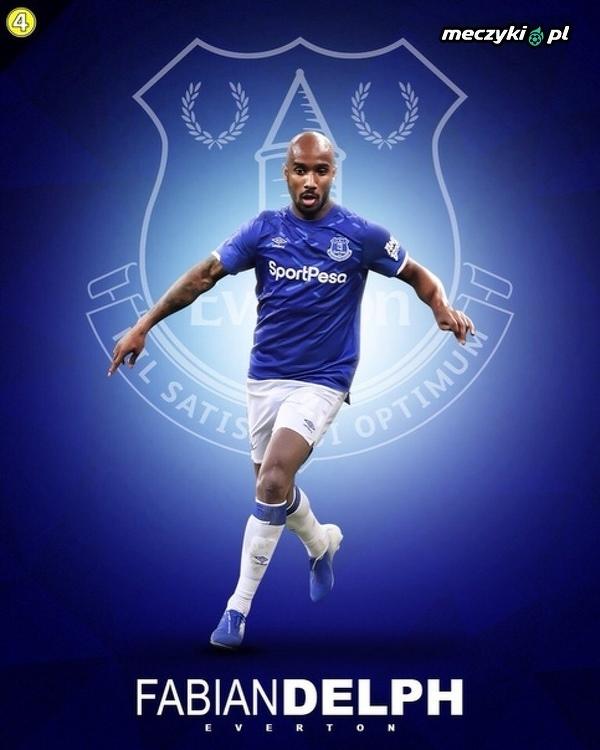 Fabian Delph piłkarzem Evertonu