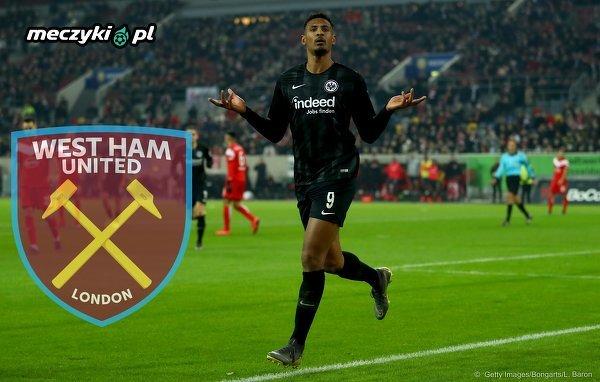 West Ham uzgodnił transfer Sebastiana Hallera