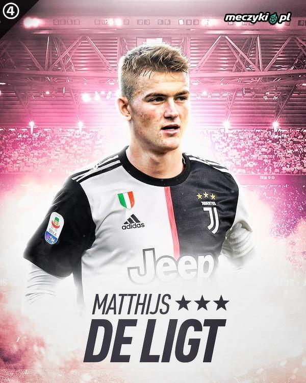 Matthijs de Ligt oficjalnie w Juventusie!