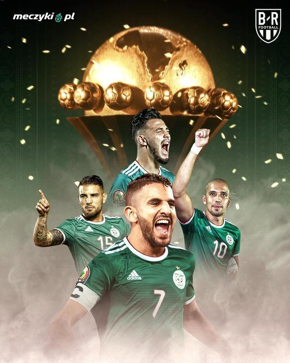 Algieria zdobywcą Pucharu Narodów Afryki