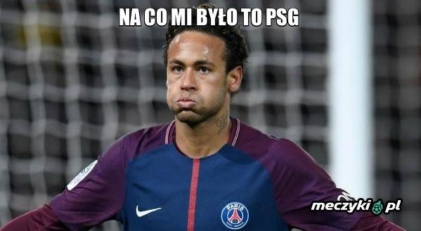 Szejk nie chce puścić Neymara z PSG