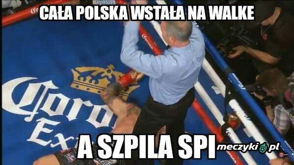 Nieprofesjonalne zachowanie Artura Szpilki podczas walki z Dereckiem Chisorą