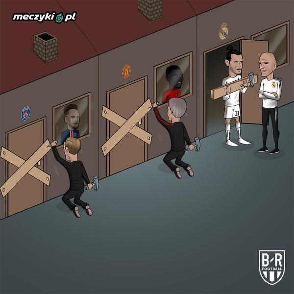Kończy się czas Bale'a w Realu