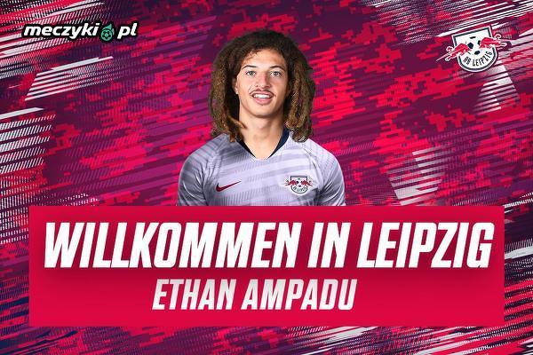 Ethan Ampadu wypożyczony na rok do RB Lipsk!