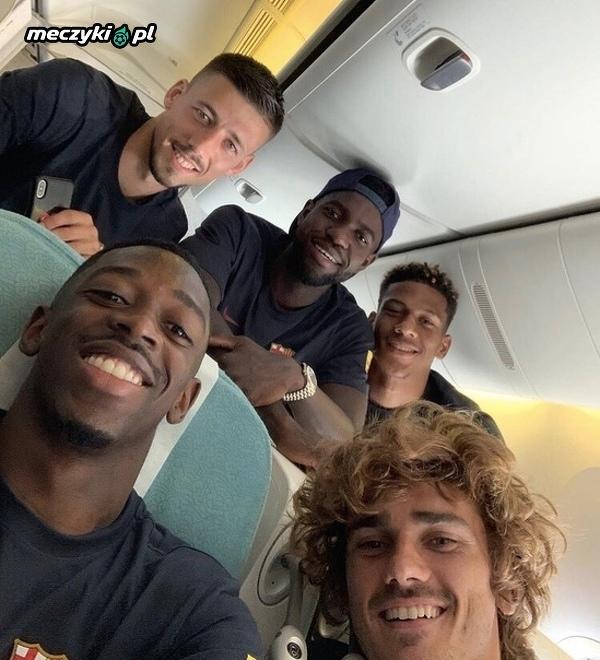 Kiedyś byli Holendrzy w Barcelonie, teraz czas na Francuzów