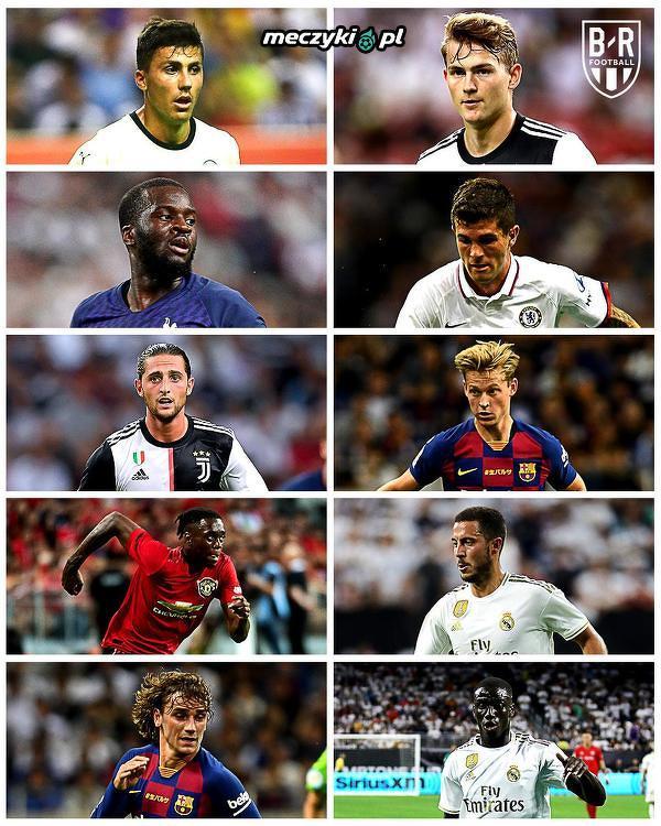 Wielkie nadzieje wielkich klubów zadebiutowały