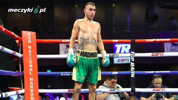 W wieku 28 lat zmarł rosyjski bokser Maxim Dadashev