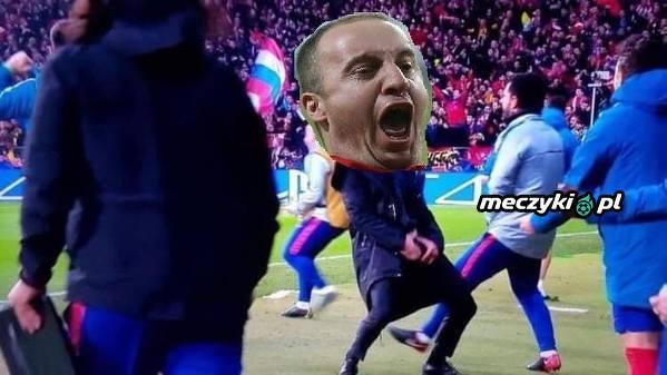 Vuković po meczu z Atromitosem