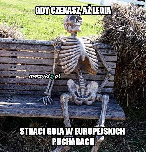 Legia wciąż bez straty gola w europejskich pucharach