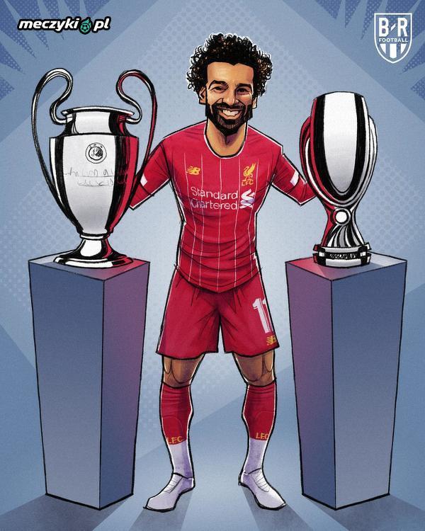 Kolejne trofeum Salaha