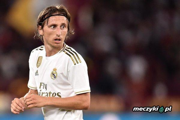 Luka Modric pierwszy raz w karierze otrzymał bezpośrednią czerwoną kartkę