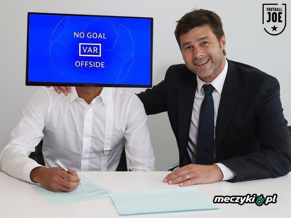 Nowy zawodnik Tottenhamu