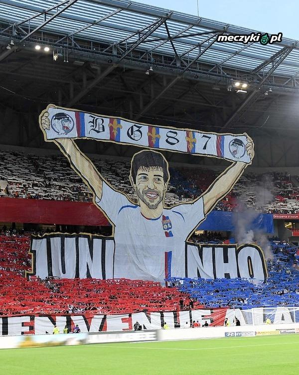 Juninho nowym dyrektorem sportowym w Lyonie