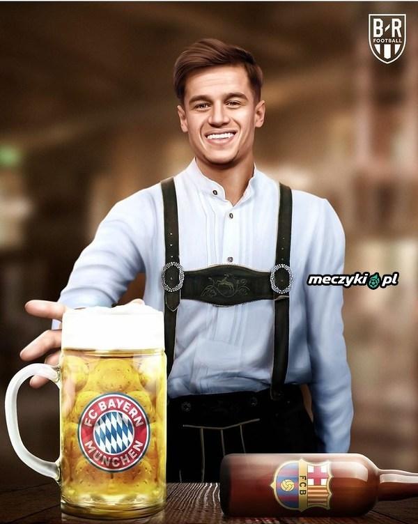 Countiho woli bawarskie piwo