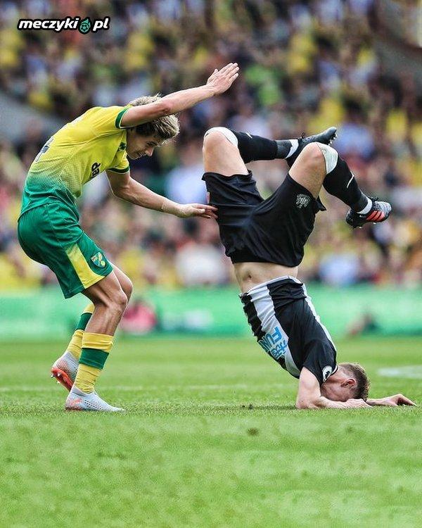 Capoeira w Premier League