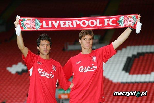 Dokładnie 15 lat temu Luis Garcia i Xabi Alonso trafili do Liverpoolu
