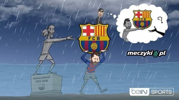 """Kto zastąpi Messiego w """"dźwiganiu"""" Barcelony?"""