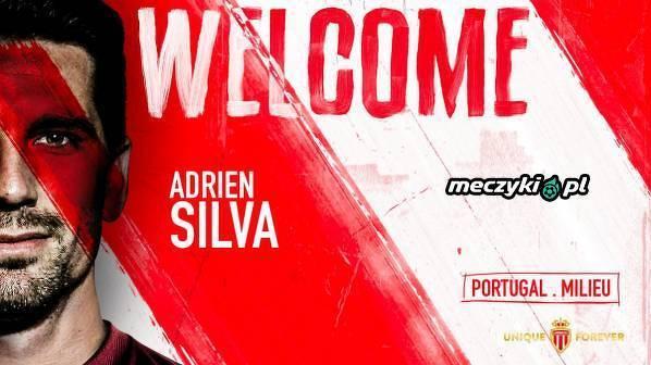 Oficjalnie: Adrien Silva w AS Monaco