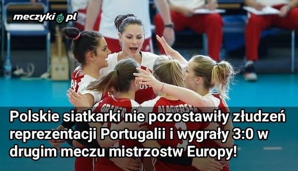 Kolejna wygrana Polek na Mistrzostwach Europy