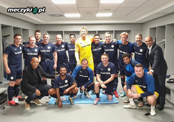 Tyle legend Premier League na jednym zdjęciu