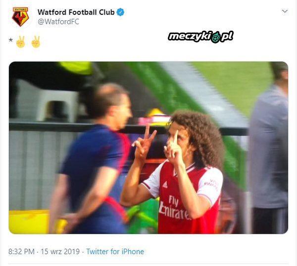 Watford poprawiło Guendouzi'ego