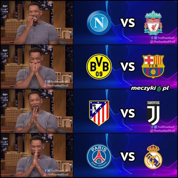 Jutro startuje Liga Mistrzów z hitowymi meczami w 1. kolejce