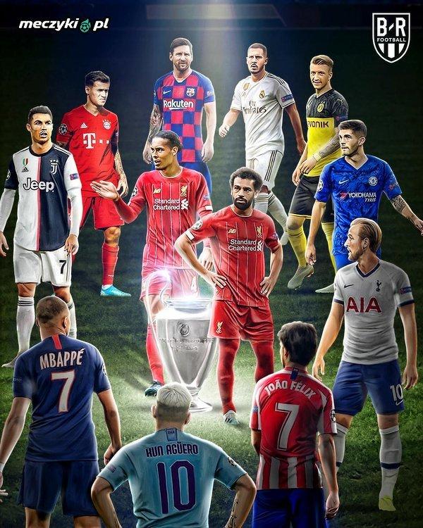 Dzisiaj wraca Liga Mistrzów