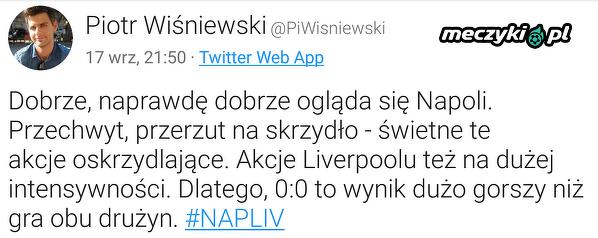 Napoli daje radę bez polskiego De Bruyne