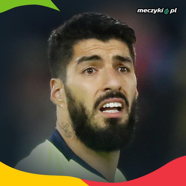 Luis Suarez nie strzelił bramki w ostatnich 19 wyjazdowych meczach Ligi Mistrzów