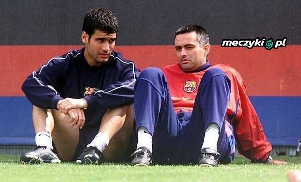 Dawno temu w Barcelonie