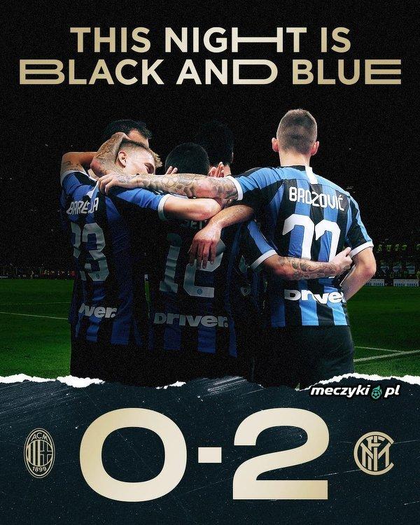 """""""Derby della Madonnina"""" dla Interu Mediolan"""