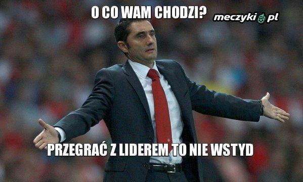 Valverde ma na to wymówkę