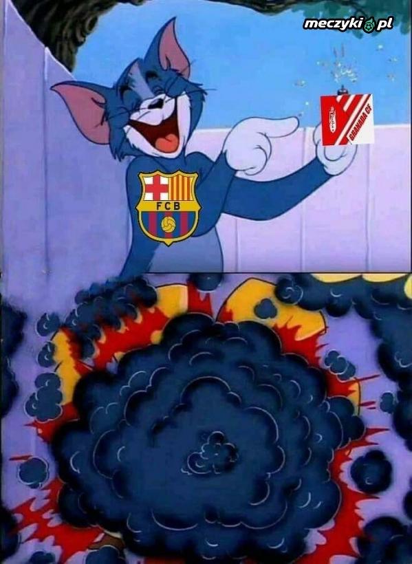 Barcelona nie doceniła Granady