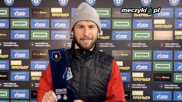 Krychowiak piłkarzem meczu z FC Orenburg